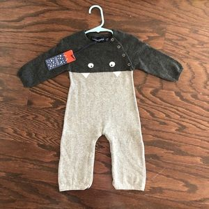 NWT TOOBYDOO Little Monsters Jumpsuit